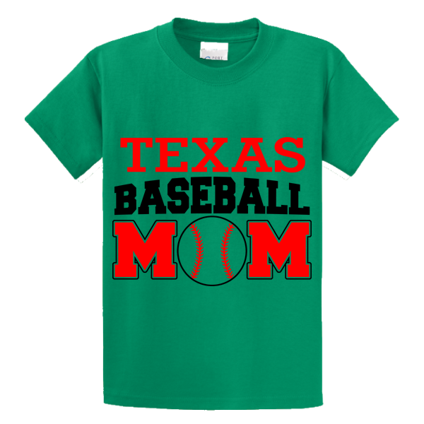 Texas BaseBall Mom - Zapbest2  - 2