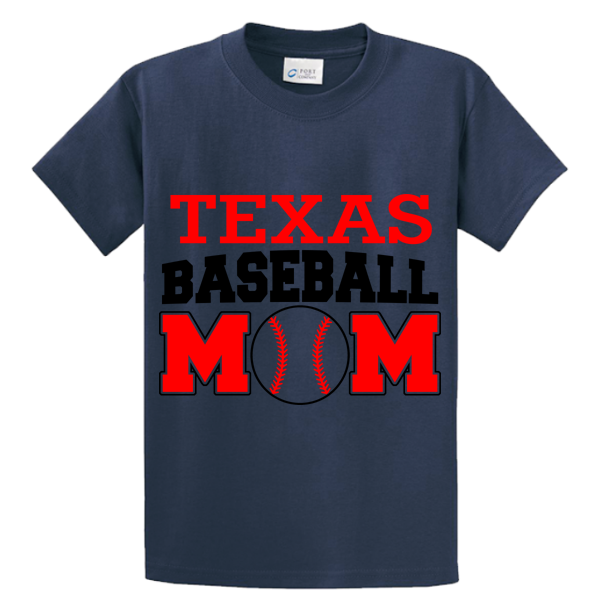 Texas BaseBall Mom - Zapbest2  - 3