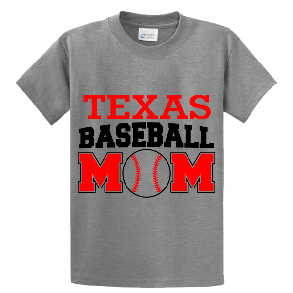 Texas BaseBall Mom - Zapbest2  - 4
