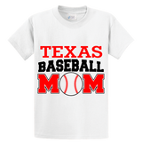 Texas BaseBall Mom - Zapbest2  - 1