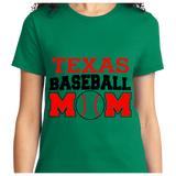 Texas BaseBall Mom - Zapbest2  - 7