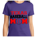 Texas BaseBall Mom - Zapbest2  - 8