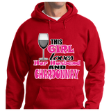 Girl Loves Husband & Chardonnay - Zapbest2  - 7