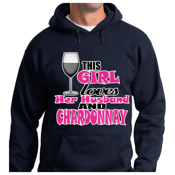 Girl Loves Husband & Chardonnay - Zapbest2  - 8