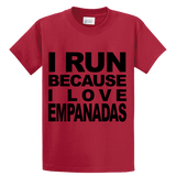 I Run Because I Love Empanadas - Zapbest2  - 3