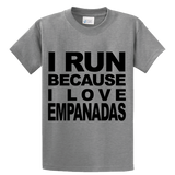 I Run Because I Love Empanadas - Zapbest2  - 5
