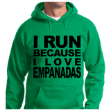 I Run Because I Love Empanadas - Zapbest2  - 6