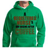 Registered Nurse's Day Begins After Coffee - Zapbest2  - 6