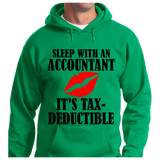 Sleep With An Accountant , Tax-Deductible - Zapbest2  - 5