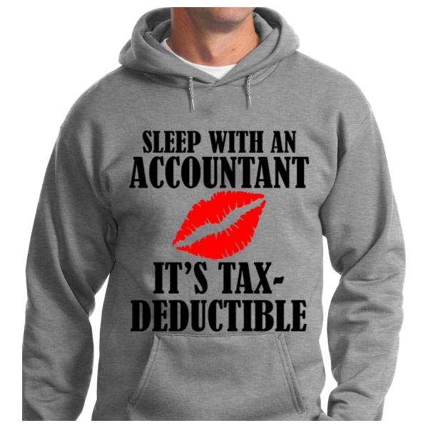 Sleep With An Accountant , Tax-Deductible - Zapbest2  - 6