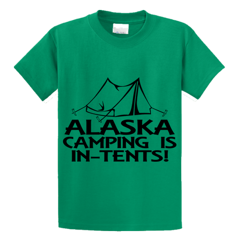 Alaska Camping Is In Tents - Zapbest2  - 2
