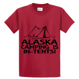 Alaska Camping Is In Tents - Zapbest2  - 3
