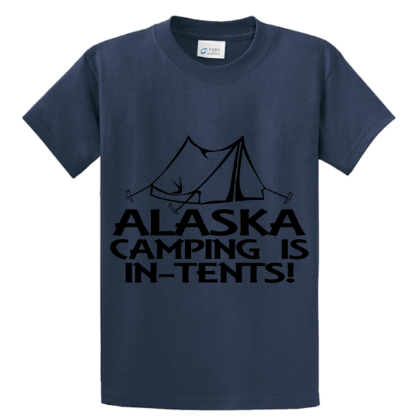 Alaska Camping Is In Tents - Zapbest2  - 4