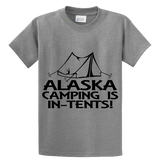 Alaska Camping Is In Tents - Zapbest2  - 5