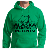 Alaska Camping Is In Tents - Zapbest2  - 6