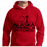 Alaska Camping Is In Tents - Zapbest2  - 7