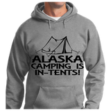 Alaska Camping Is In Tents - Zapbest2  - 8