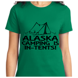 Alaska Camping Is In Tents - Zapbest2  - 9