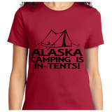 Alaska Camping Is In Tents - Zapbest2  - 10