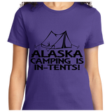 Alaska Camping Is In Tents - Zapbest2  - 11