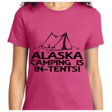 Alaska Camping Is In Tents - Zapbest2  - 12