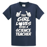 This Girl Loves Being Science Teacher - Zapbest2  - 4