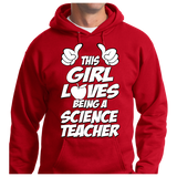 This Girl Loves Being Science Teacher - Zapbest2  - 7