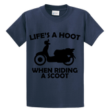 Life's A Hoot When Riding A Scoot - Zapbest2  - 4