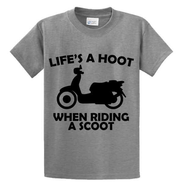 Life's A Hoot When Riding A Scoot - Zapbest2  - 5