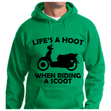 Life's A Hoot When Riding A Scoot - Zapbest2  - 6