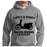 Life's A Hoot When Riding A Scoot - Zapbest2  - 8