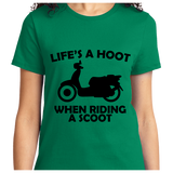 Life's A Hoot When Riding A Scoot - Zapbest2  - 9