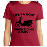 Life's A Hoot When Riding A Scoot - Zapbest2  - 10
