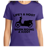 Life's A Hoot When Riding A Scoot - Zapbest2  - 11
