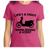 Life's A Hoot When Riding A Scoot - Zapbest2  - 12