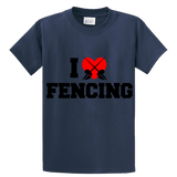 I Love Fencing - Zapbest2  - 3