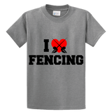 I Love Fencing - Zapbest2  - 4
