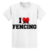 I Love Fencing - Zapbest2  - 1