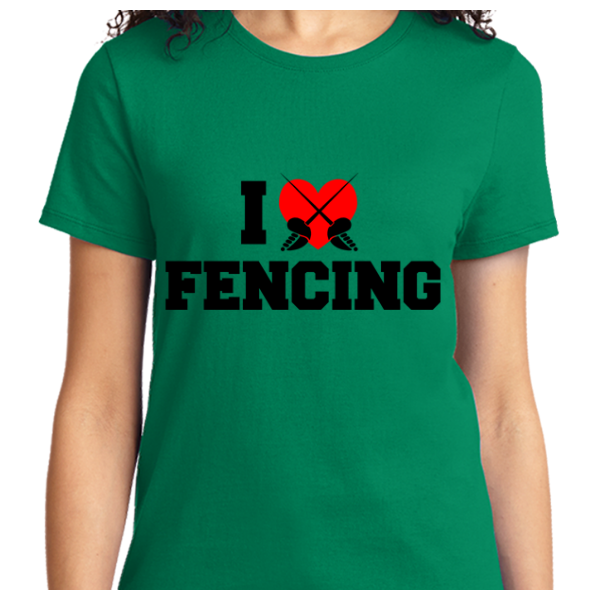 I Love Fencing - Zapbest2  - 7