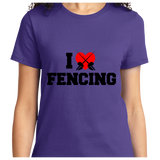 I Love Fencing - Zapbest2  - 8