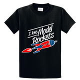 I Love Model Rockets - Zapbest2  - 1