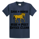 Save A Horse, Ride A Post Office Clerk - Zapbest2  - 4