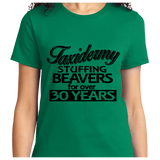 Taxidermy Stuffing Beavers For Over 30 Years - Zapbest2  - 9