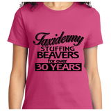 Taxidermy Stuffing Beavers For Over 30 Years - Zapbest2  - 12