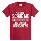 I'm Police Officer And I Have A Daughter - Zapbest2  - 2
