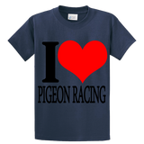 I Love Pigeon Racing - Zapbest2  - 3