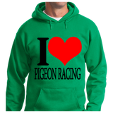 I Love Pigeon Racing - Zapbest2  - 5
