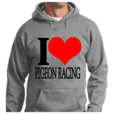I Love Pigeon Racing - Zapbest2  - 6