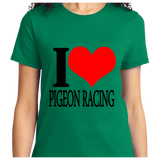 I Love Pigeon Racing - Zapbest2  - 7