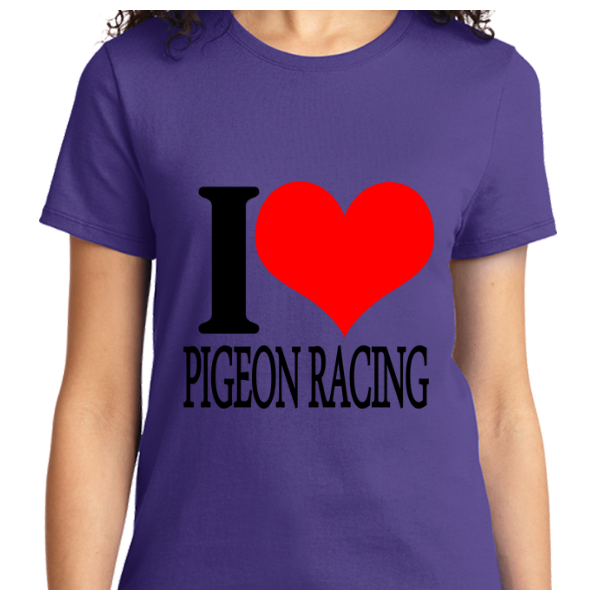 I Love Pigeon Racing - Zapbest2  - 8